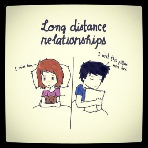 Long Distance Love Messages For Boyfriend