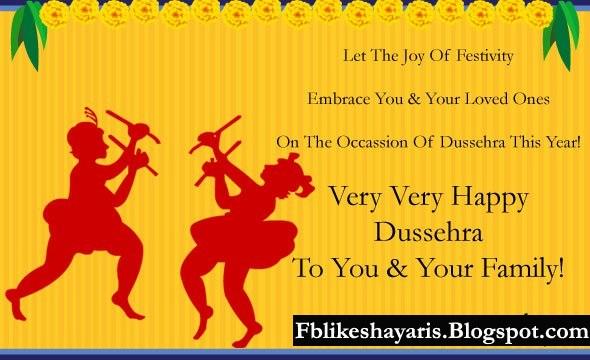 Let the joy of festivity