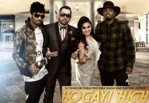 Hogayi High - Biba Singh & DJ Shadow Dubai - Rayven Justice - Full Audio Song - Free Download Mp3