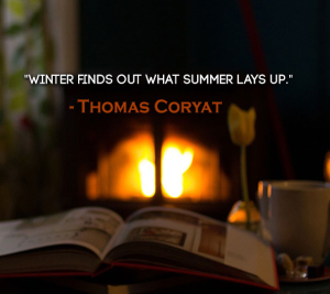 Winter Picture Quotes