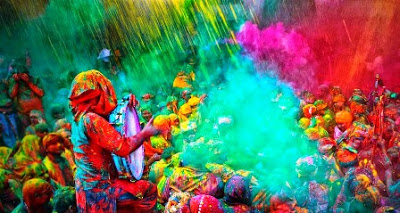 Special Shayari Collection for Happy Holi 2016 in English