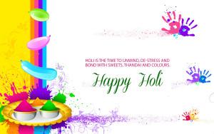 Happy Holi Whatsapp status Update facebook Twitter Google+
