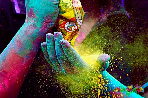 Happy Holi Greetings 2016 Wishes Sms Messages