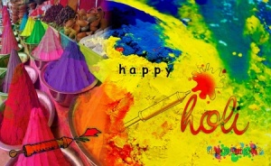 Very colourful and joyful holiWishing you and your family